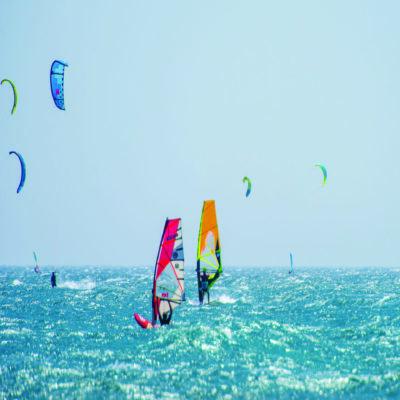 obozy windsurfing