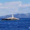 latarnia morska na wodzie