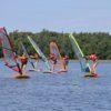 początki sportów wodnych